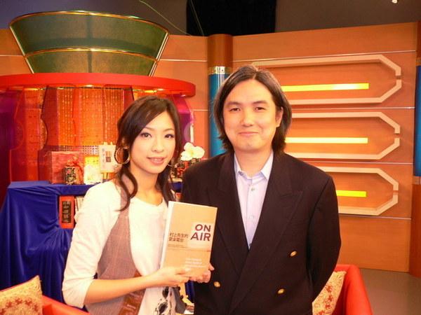 溫文儒雅的許致文大哥談「春上先生的愛樂電台」