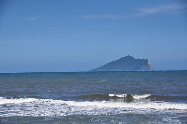 在靜甯的地方看海,心思更澄澈。