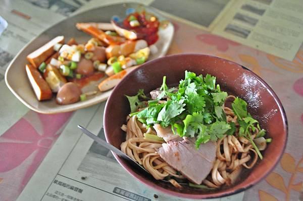 遠近馳名的玉里麵,是來到玉里不可錯過的美食