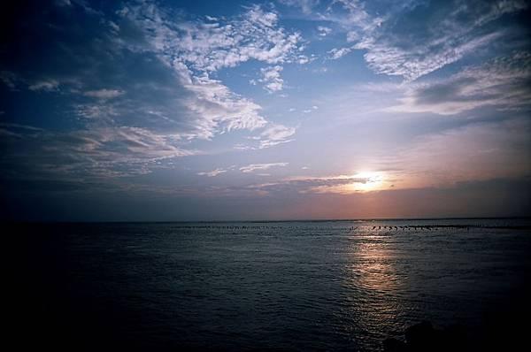 風城夕陽真是美