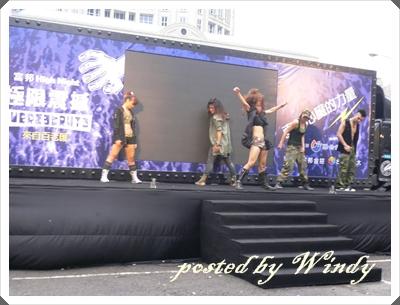 Dancer彩排~