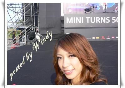 mini day 2009 -mini 50歲生日快樂!