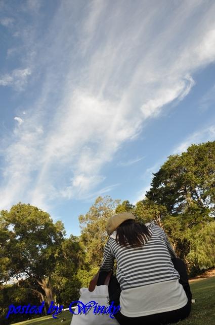 湛藍天空是Perth正字標記