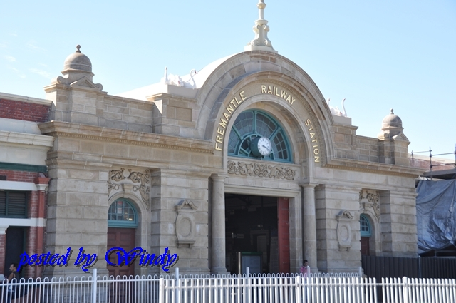 Fremantle車站