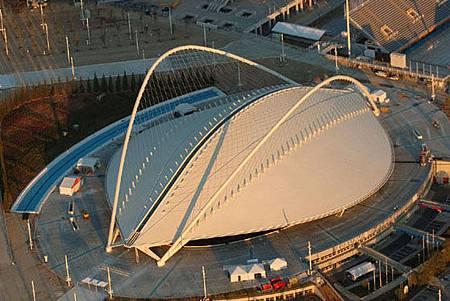 雅典奧運主場館