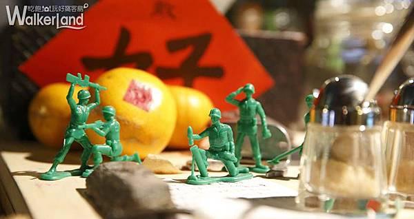 ZABU食堂/咖啡烘培 士林 天母商圈 文青 下午茶 手作 輕食 甜點 軍人玩具