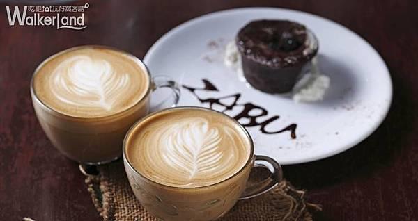 乳酪熔岩蛋糕 ZABU食堂/咖啡烘培 士林 天母商圈 文青 下午茶 手作 輕食 甜點