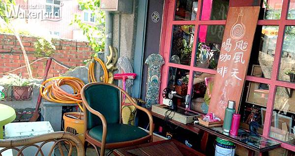 ZABU食堂/咖啡烘培 士林 天母商圈 文青 下午茶 手作 輕食 甜點
