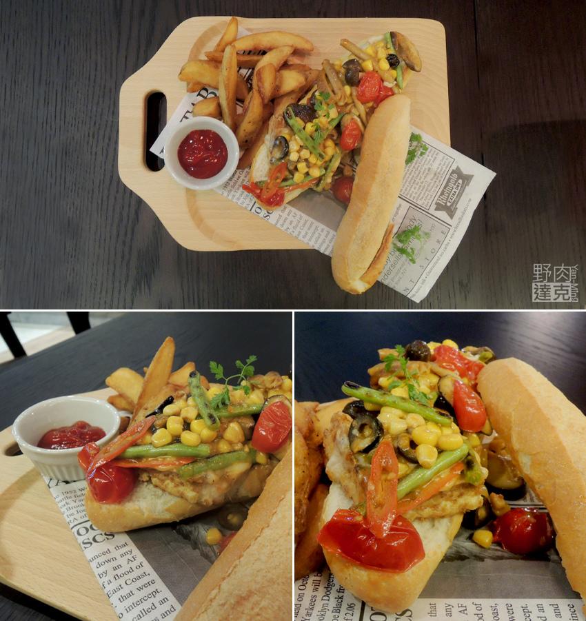素三明治 甲級寫字樓 台北南港Citylink 南港車站 輕食咖啡早午餐