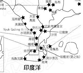 點我看全島圖 (圖片來自明泰旅行社)
