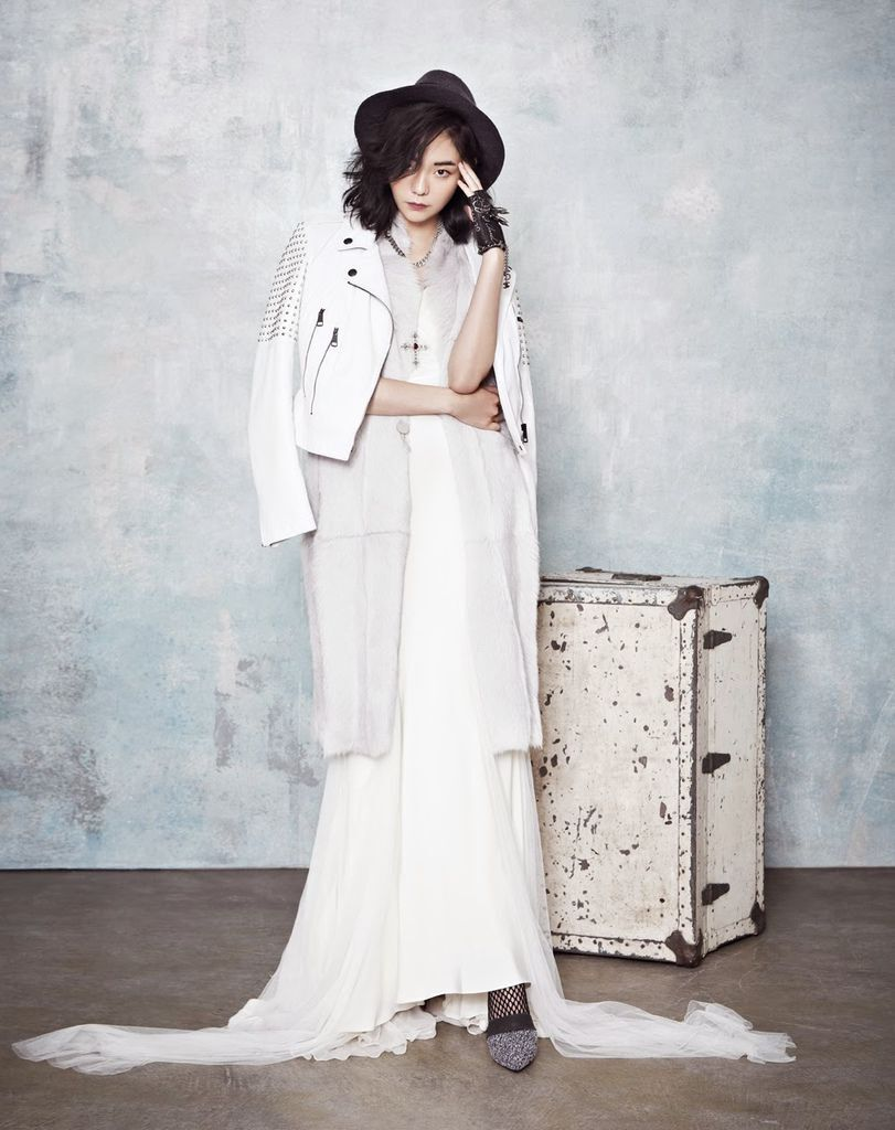 Lee Som - InStyle Weddings Magazine October Issue 2013 (6)