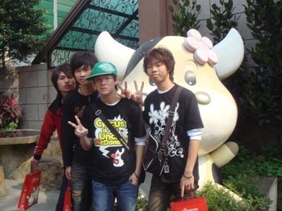 四人眾+小牛牛