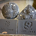茶樹抗痘炭粉去油洗面皂(剩1方塊5造型)