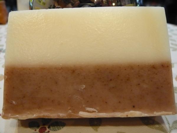 蘆薈潔身皂(玫瑰天竺葵口味)