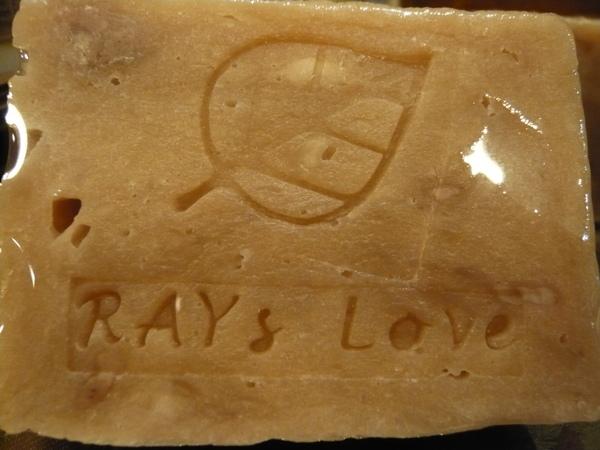 瑞的愛心香茅皂1