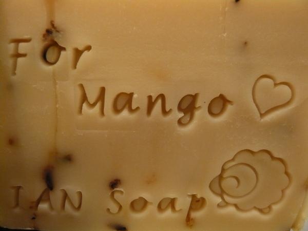 感恩皂之Mango