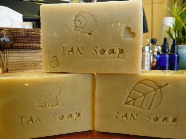 新鮮左手香手工皂