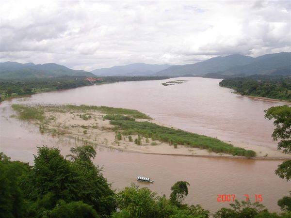 金三角(湄公河)