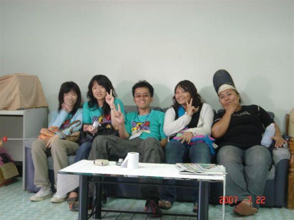 參訪興華中學