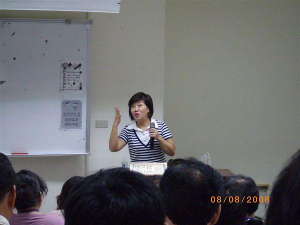 陳月枝老師