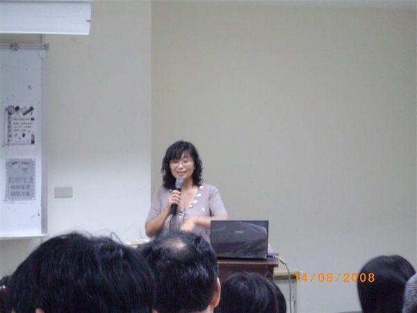 陳愛玲老師