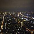 101頂樓夜景