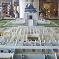 中正紀念堂模型