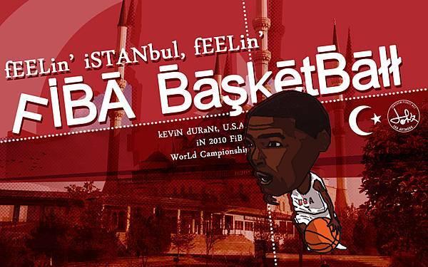 Feelin' FIBA Basketball 2010