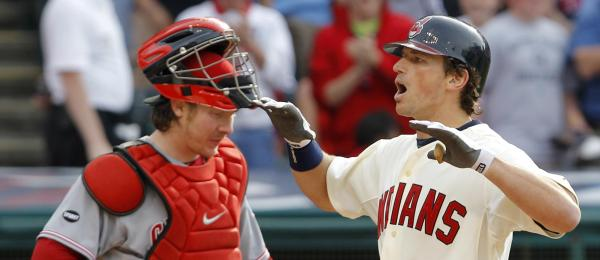 Cleveland Indians vs Cincinnati Reds