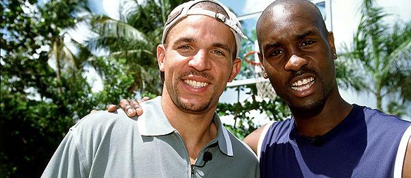 Jason Kidd & Gary Payton
