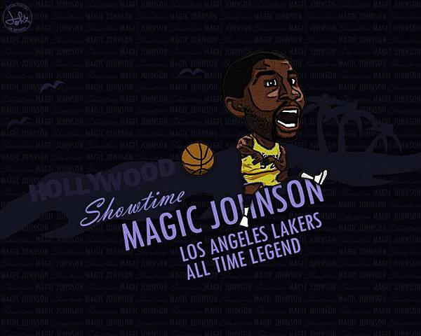 Showtime Magic Johnson_1280x1024