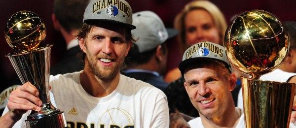 Dirk Nowitzki & Jason Kidd