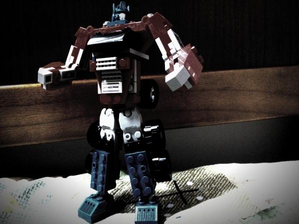 Basic Optimus Prime