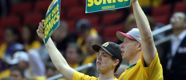 Save Our Sonics