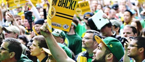 Seattle Sonics Fans