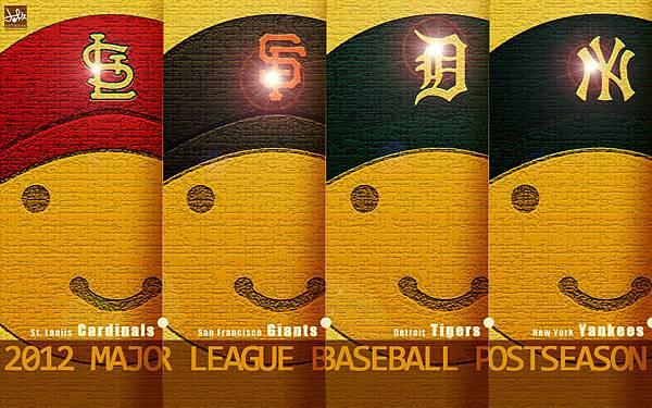 MLB Postseason 2012