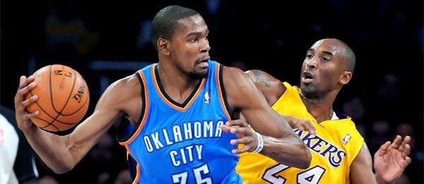 Kevin Durant v.s Kobe Bryant