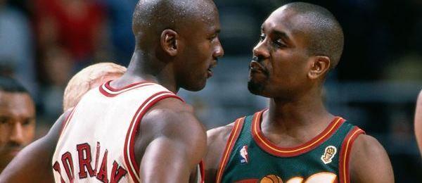 Michael Jordan vs Gary Payton
