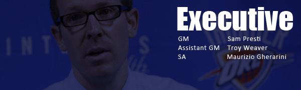 OKC 2014-15 Executive