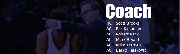 OKC 2014-15 Coach