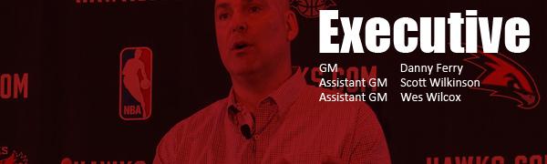 Hawks 2014-15 Executive