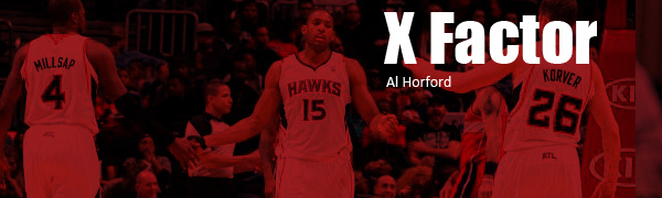 Hawks 2014-15 X Factor