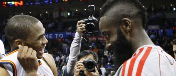 Russell Westbrook & James Harden