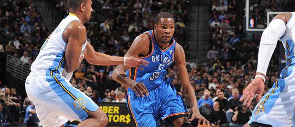 Kevin Durant vs Denver Nuggets