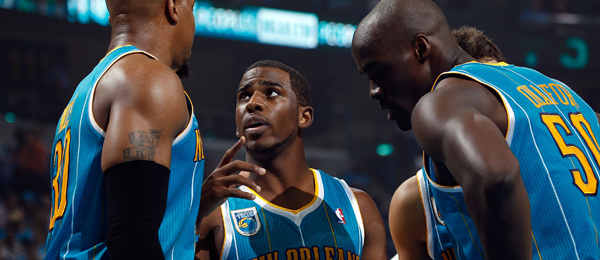 Chris Paul & New Orleans Hornets