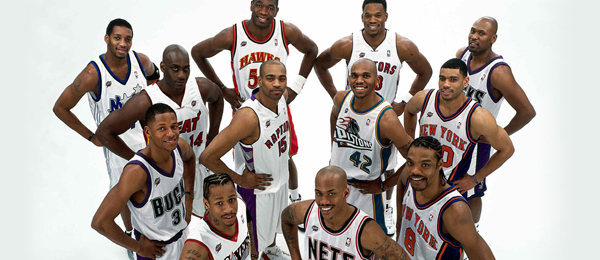 2001 NBA All Star - Eastern Conference