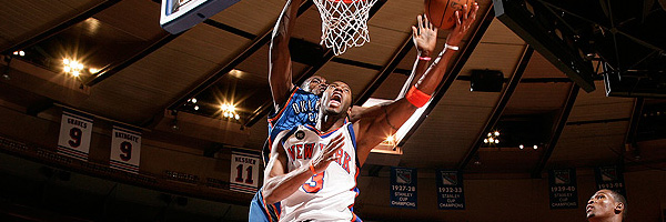 T-mac v.s OKC Thunder in his New York Knicks debut