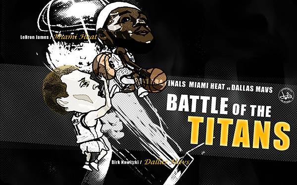 2011 NBA Finals Wallpaper