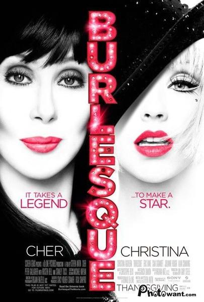 舞孃俱樂部(Burlesque)