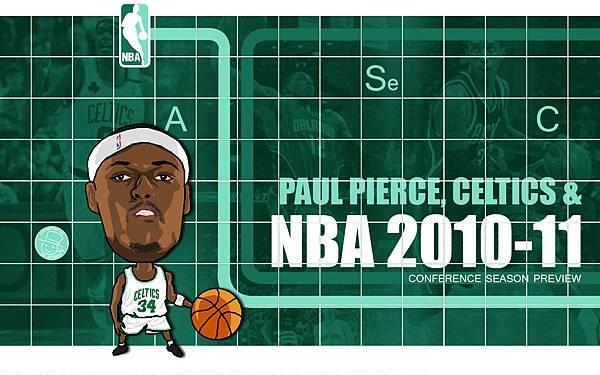 2010NBA Preview_Paul Pierce
